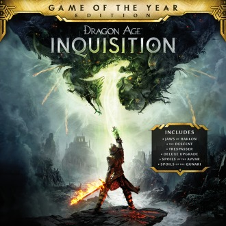 Dragon Age™: Inquisition - Game of the Year Edition PS4