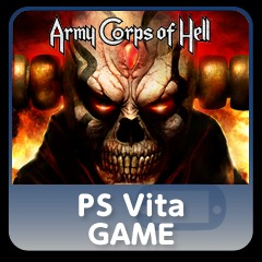 Army Corps of Hell full game PS Vita