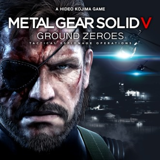 METAL GEAR SOLID V: GROUND ZEROES full game PS4