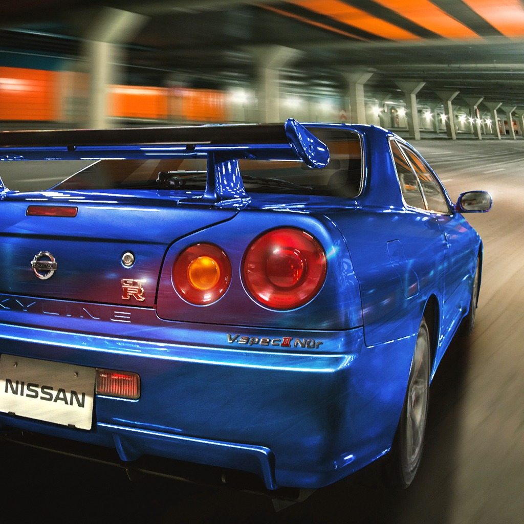 4K 2002 Nissan Skyline R34 GTR V Spec II Nur Theme PS4 U2014 Buy Online And  Track Price   PS Deals 香港