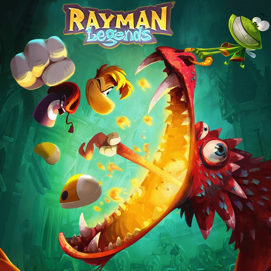 Rayman® Legends full game (English Ver.)