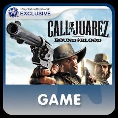 Call of Juarez: Bound in Blood full game (English Ver.)