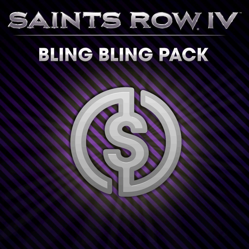Bling Bling Pack (English Ver.)