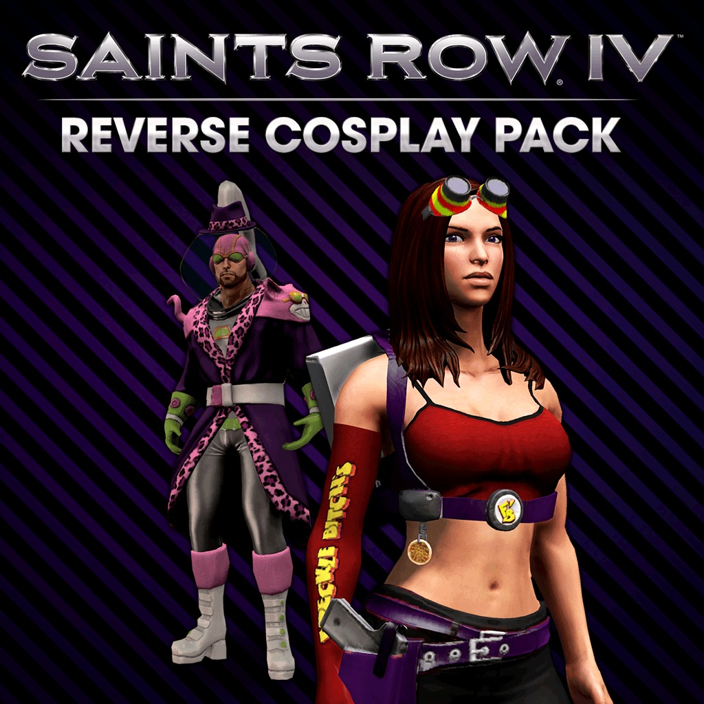 Reverse Cosplay Pack (English Ver.)