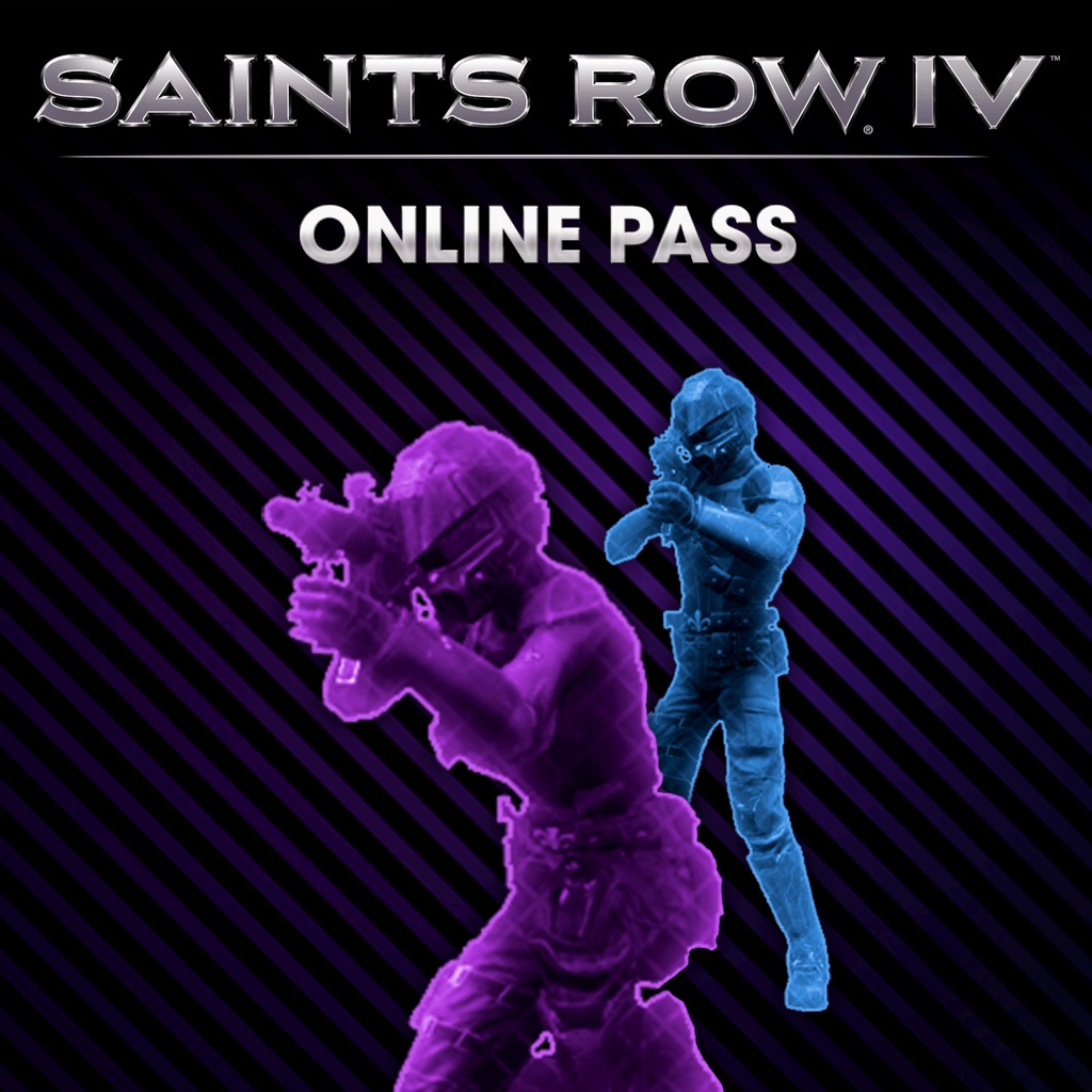 Saints Row IV Online Pass (English Ver.)