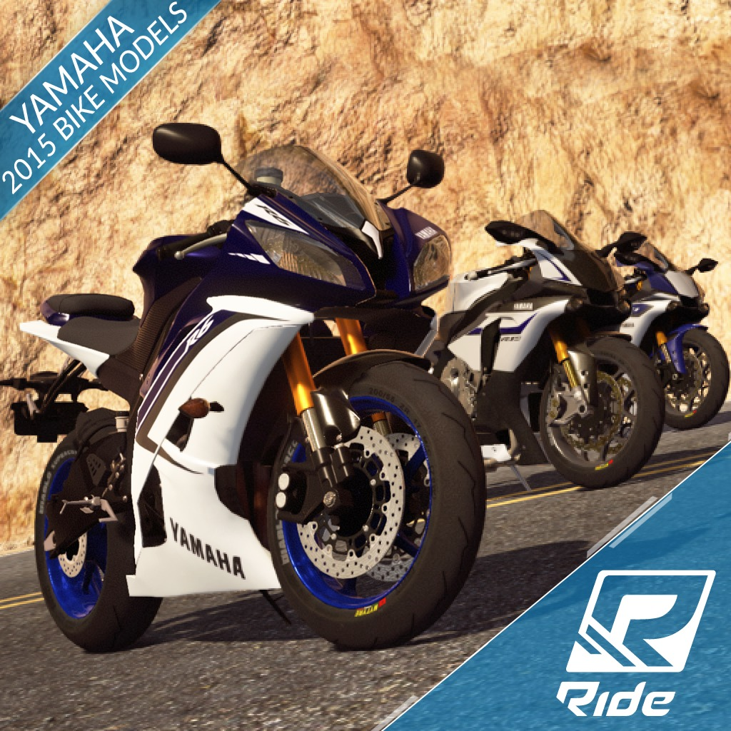 Yamaha 2015 Bike Models (English Ver.)