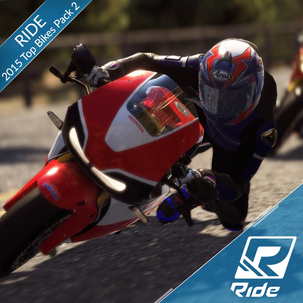 RIDE - 2015 Top Bikes Pack 2 (English Ver.)