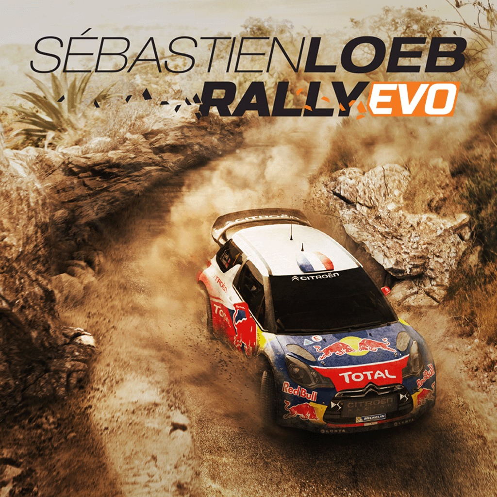 Sébastien Loeb Rally EVO (English)