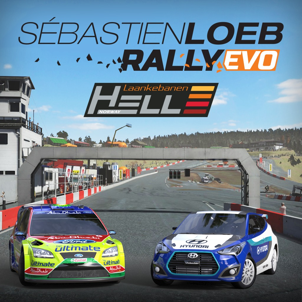 Sébastien Loeb Rally EVO - Rallycross Pack (English Ver.)