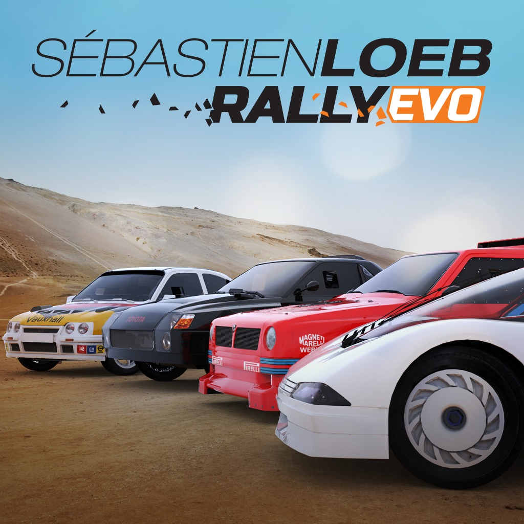 Sébastien Loeb Rally EVO - Class S The Prototypes (English Ver.)