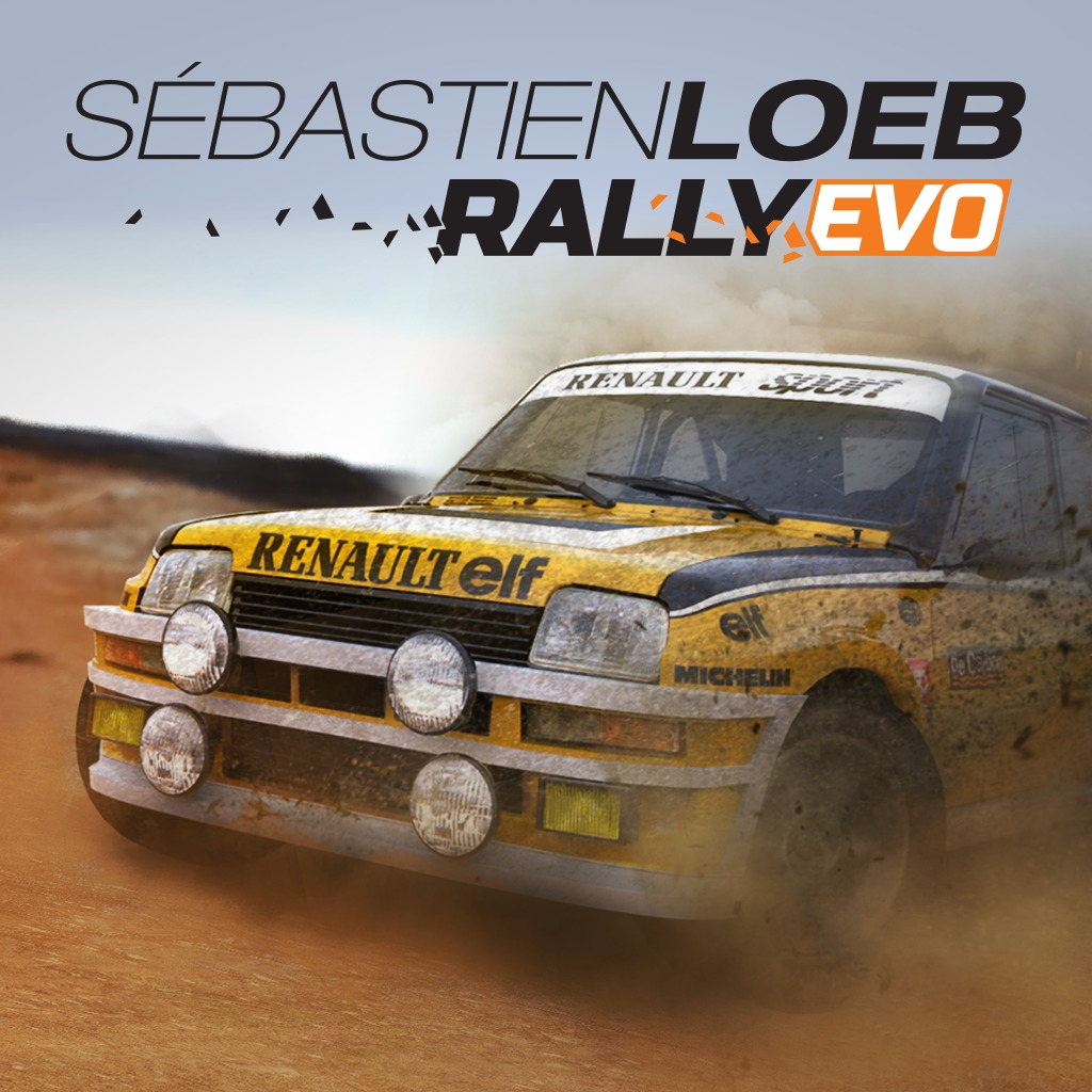 Sébastien Loeb Rally EVO - Pikes Peak Pack Renault 5 Turbo (English Ver.)