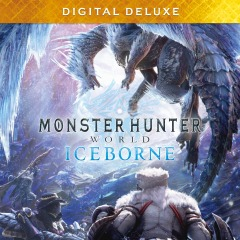 Pre-Order)Monster Hunter World: Iceborne Digital Deluxe on PS4