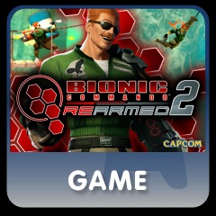 Bionic Commando™ Rearmed 2 full game (English Ver.)