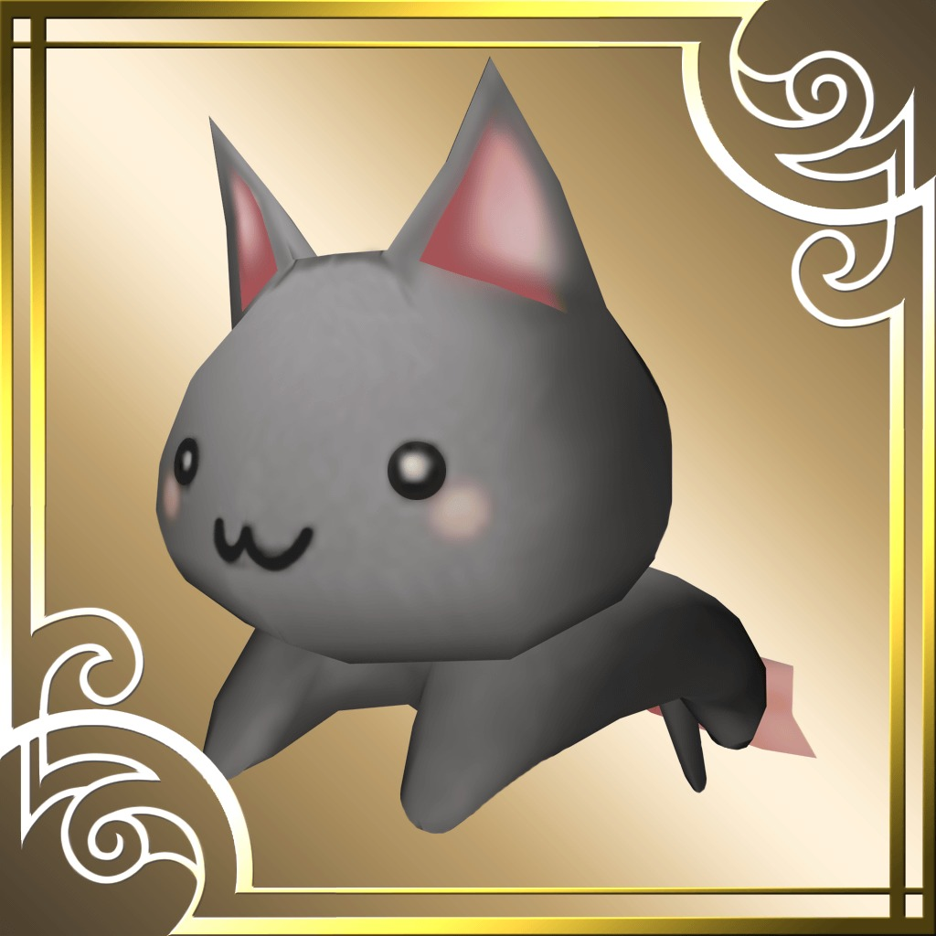 Ragnarok Odyssey ACE Floppy Cat (English/Chinese/Korean Ver.)