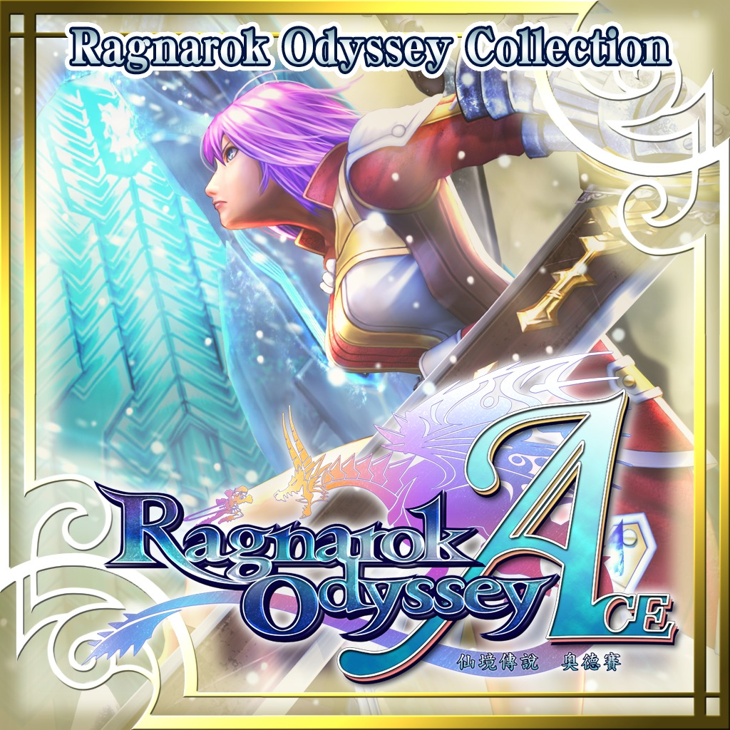 Ragnarok Odyssey Collection (English/Chinese/Korean Ver.)