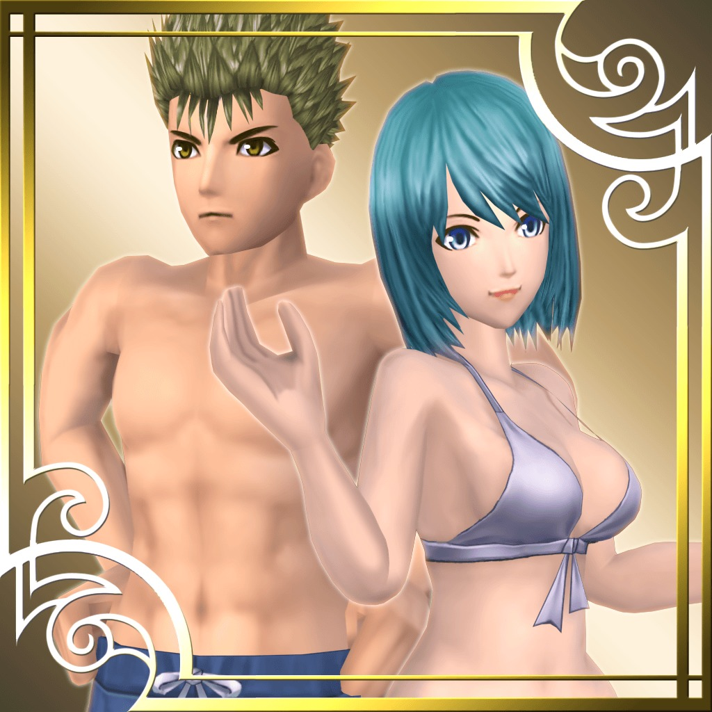 Ragnarok Odyssey ACE Ephemeral Swimsuit (English/Chinese/Korean Ver.)