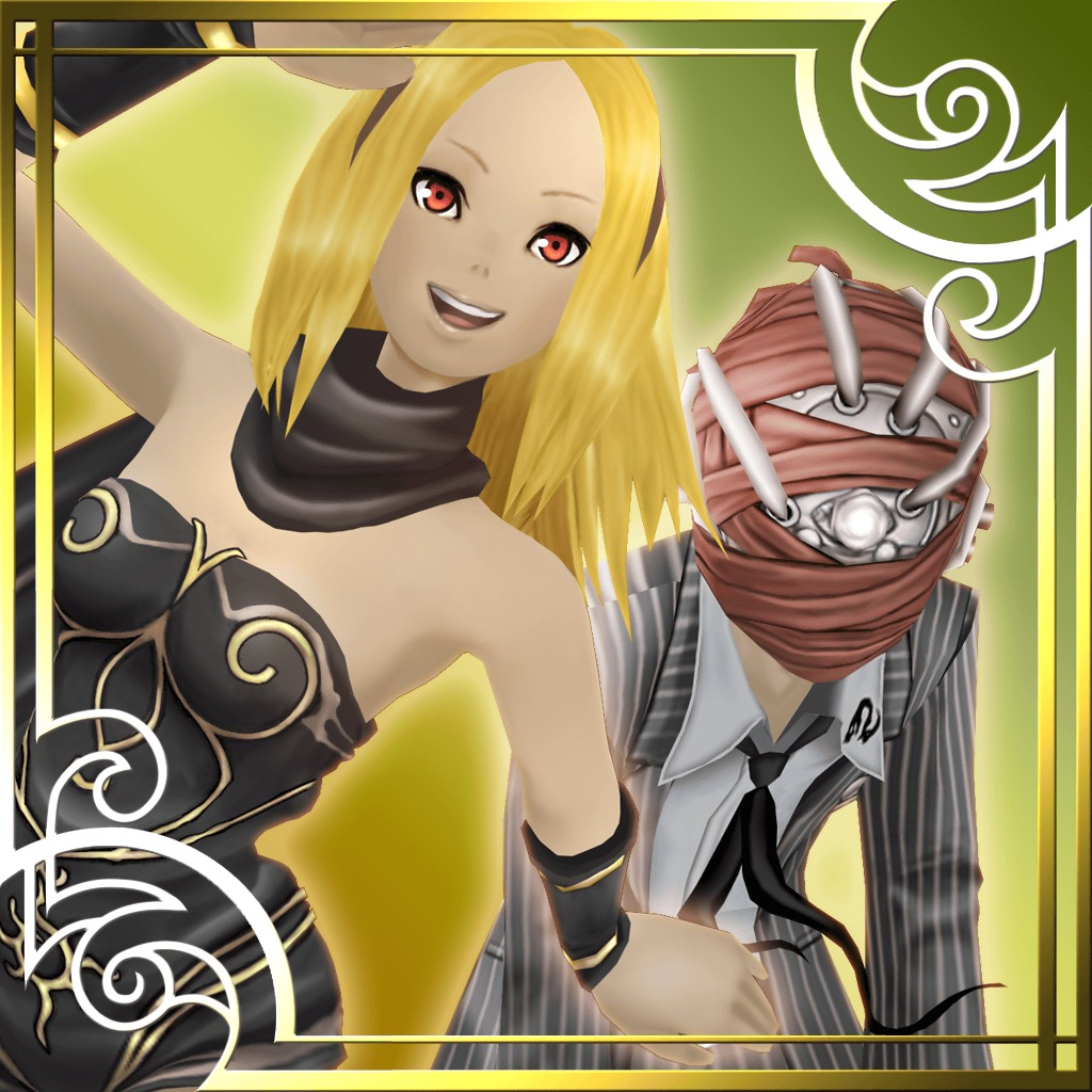 Ragnarok Odyssey ACE GRAVITY RUSH Set (English/Chinese/Korean Ver.)