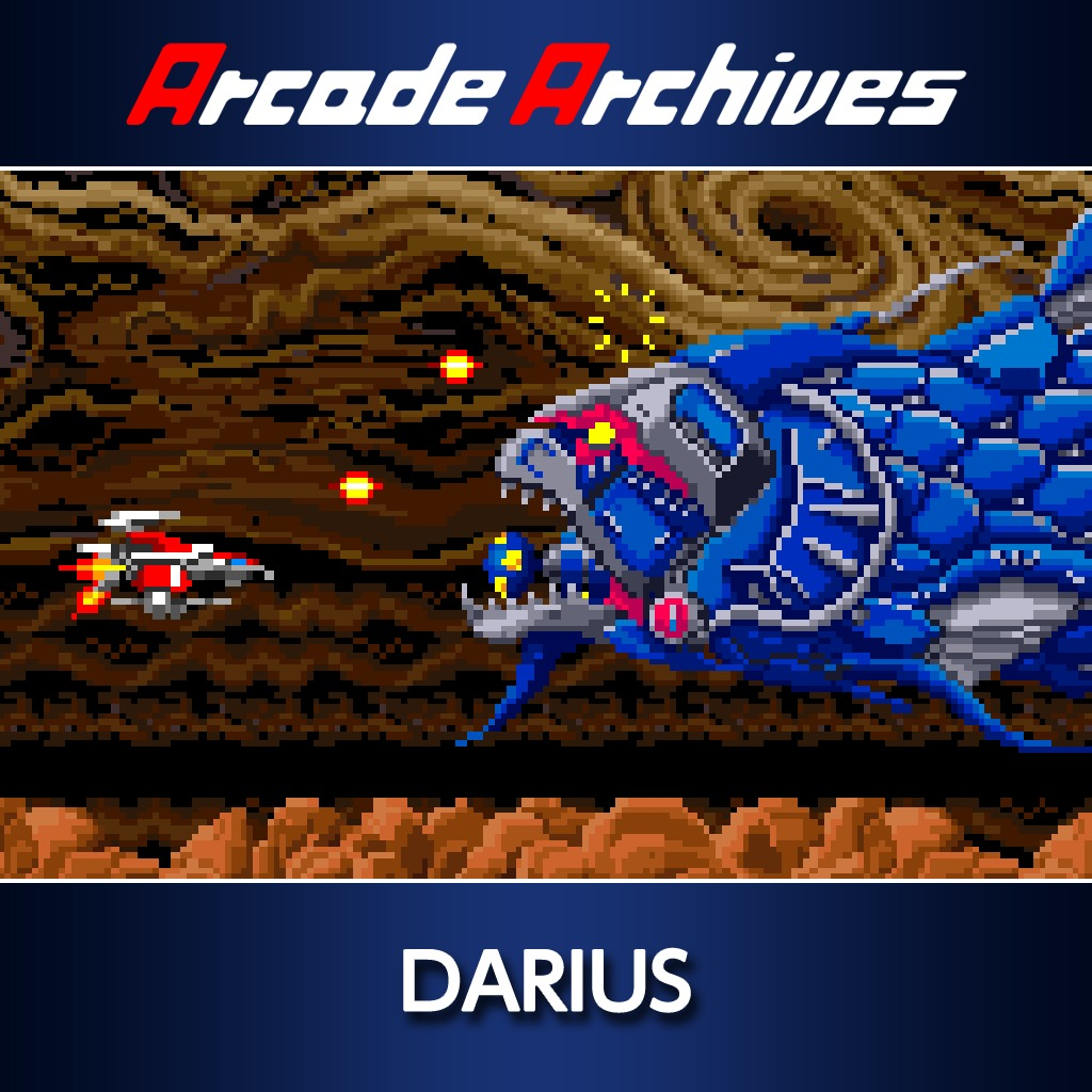 Arcade Archives DARIUS (Japanese Ver.)