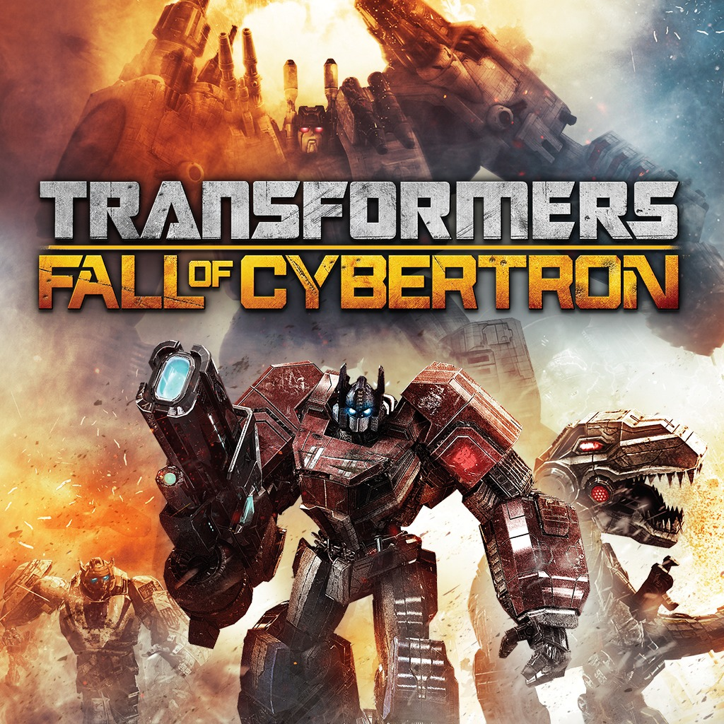 TRANSFORMERS: FALL OF CYBERTRON (English Ver.)