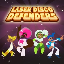 Laser Disco Defenders(English Ver.)