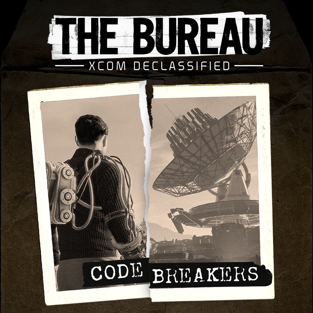 The Bureau: XCOM Declassified CodeBreakers (English Ver.)