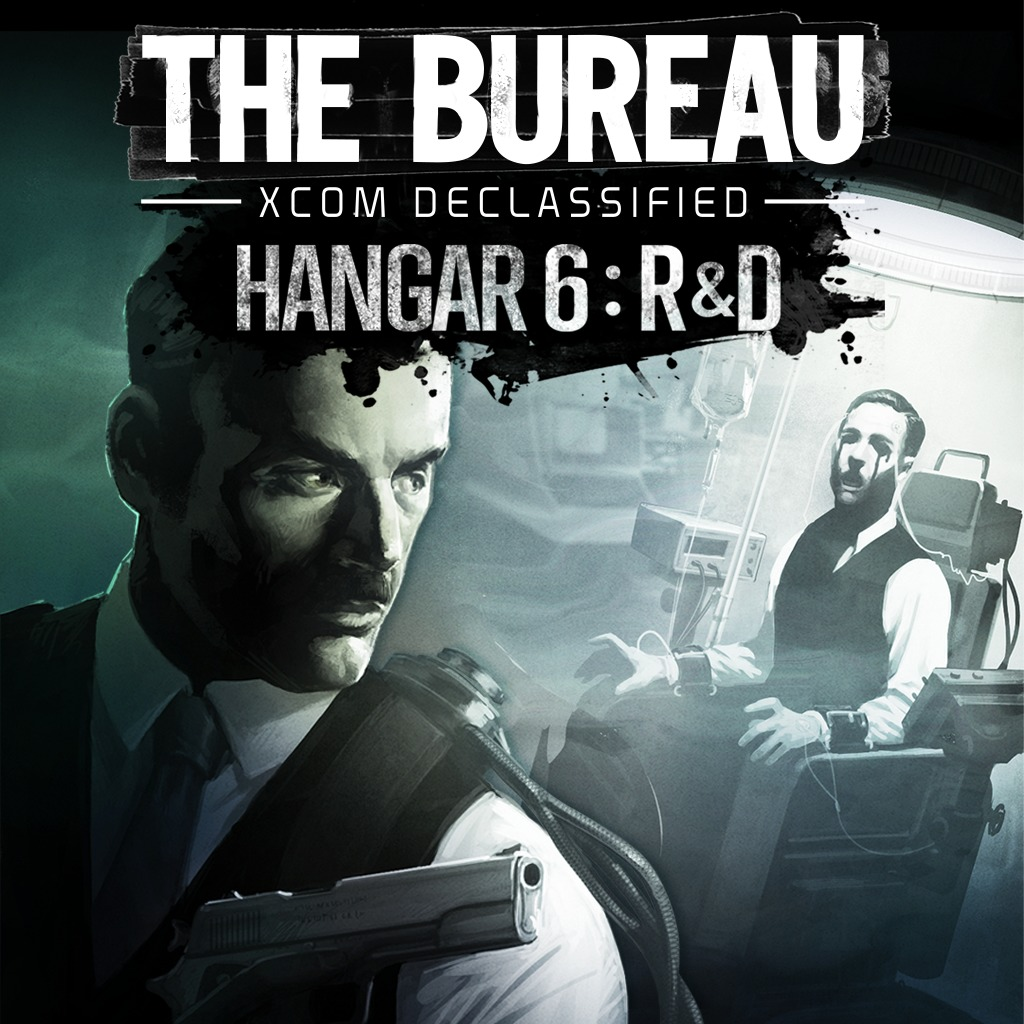 The Bureau: XCOM Declassified Hangar 6 R&D (English Ver.)