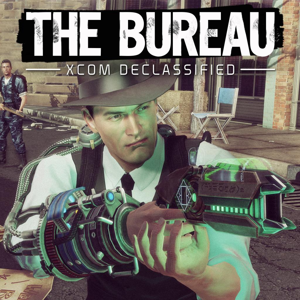 The Bureau: XCOM Declassified Light Plasma Pistol (English Ver.)