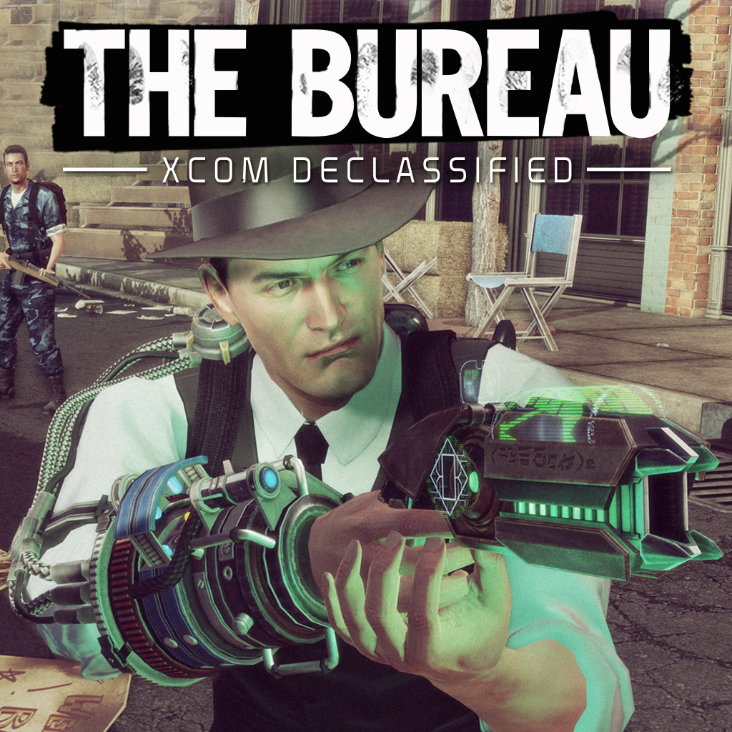The Bureau: XCOM Declassified Light Plasma Pistol (English Ver.)