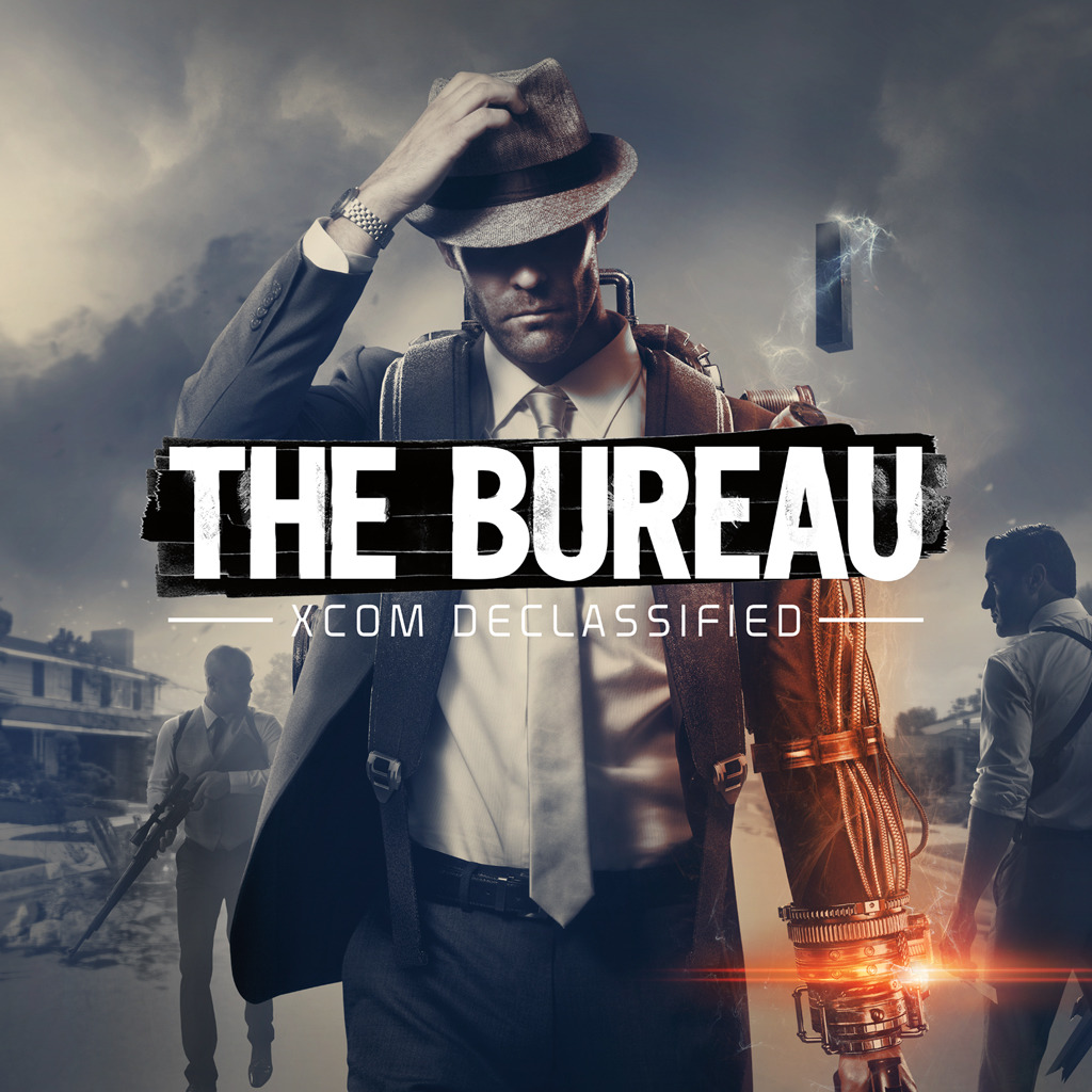 The Bureau: XCOM Declassified full game (English Ver.)