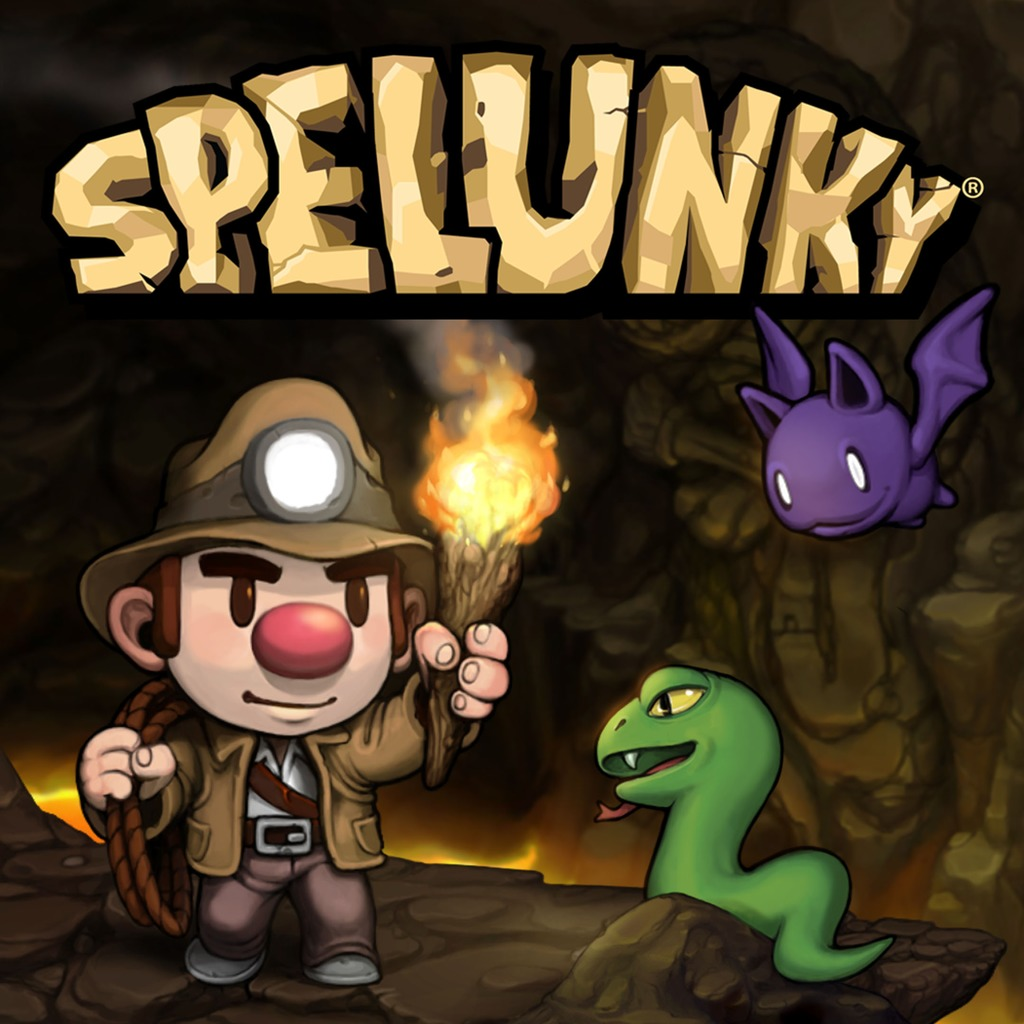 Spelunky full game (English Ver.)