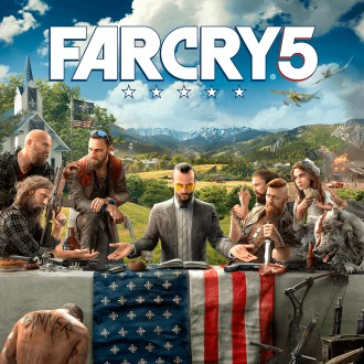 Far Cry®5 PS4