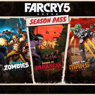 Far Cry®5 - Season Pass PS4