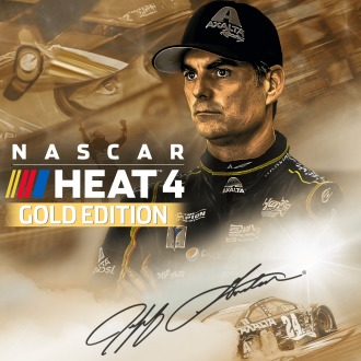 NASCAR Heat 4 - Gold Edition PS4