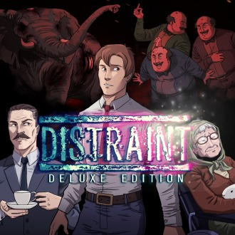 DISTRAINT: Deluxe Edition PS4 / PS Vita
