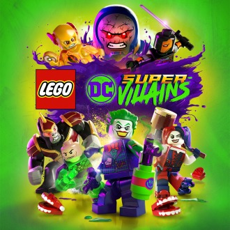 LEGO® DC Super-Villains PS4