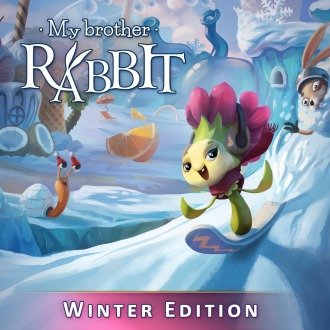 My Brother Rabbit - Winter Edition PS4