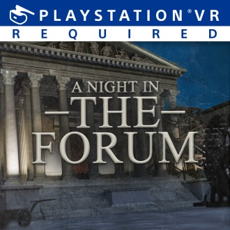 A Night in the Forum PS4