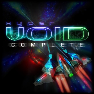 HYPER VOID COMPLETE PS4 / PS3