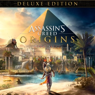 Assassin's Creed Origins - Digital Deluxe Edition Pre-Order PS4