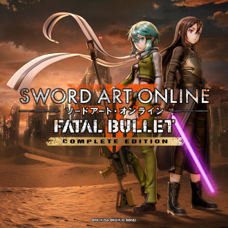 SWORD ART ONLINE: FATAL BULLET Complete Edition PS4