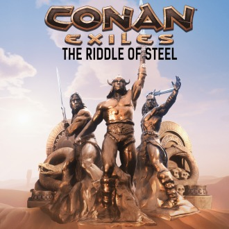 Conan Exiles – The Riddle of Steel PS4