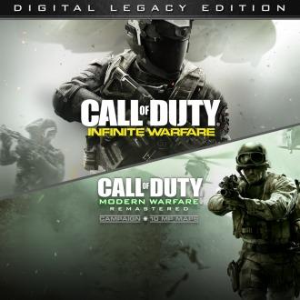 Call of Duty®: Infinite Warfare Legacy Edition PS4