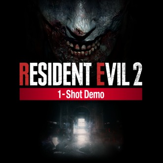 RESIDENT EVIL 2 1-Shot Demo PS4