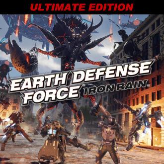 (Pre-Order) EARTH DEFENSE FORCE: IRON RAIN Ultimate Edition PS4