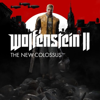 Wolfenstein® II: The New Colossus™ PS4