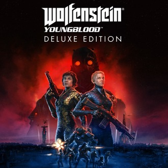 (Pre-Order) Wolfenstein®: Youngblood™  Deluxe Edition PS4