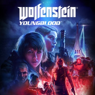 (Pre-Order) Wolfenstein®: Youngblood™ PS4