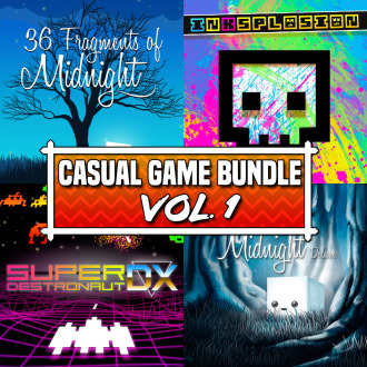 Casual Game Bundle Vol. 1 PS4