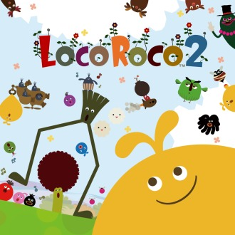 LocoRoco™2 Remastered PS4