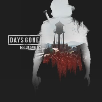 (Pre-Order)Days Gone Digital Deluxe Edition PS4
